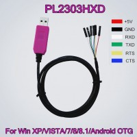 PL2303HXD USB To TTL UART Cable
