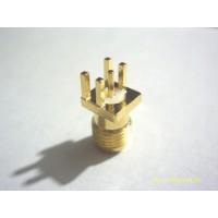 SMA Female to PCB solder