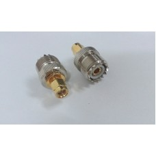 SMA to PL259/SO239/UHF Adapter